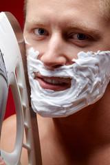Risky shaving