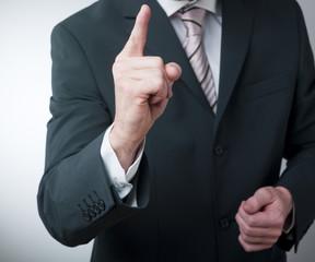 judge mental bullying businessman