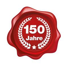 150 Jahre Gütesiegel