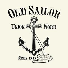 Old Sailor Anchor