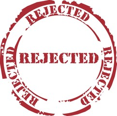 tampon rond rejected