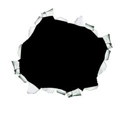 Metal Hole