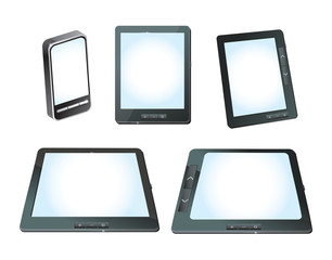 tablet computers and phones