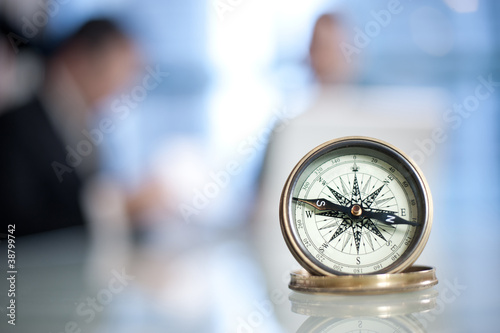 Business and Compass