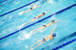 Competitive Swimming - 38802157