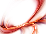 Fototapety Red and white blurs background