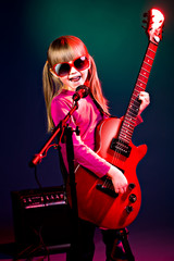 Rock and Roll girl