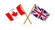 United Kingdom and Canada alliance and friendship