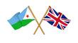 United Kingdom and Djibouti alliance and friendship