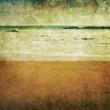 old beach photo