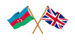 United Kingdom and Azerbaijan - alliance and friendship