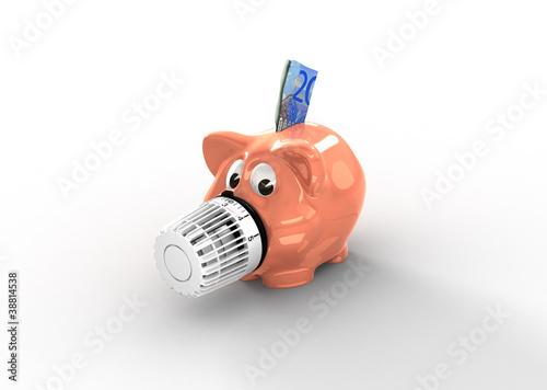 Energiesparschwein