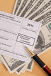 Tax Form Federal Income Box
