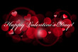 Happy Valentine's day - festive background