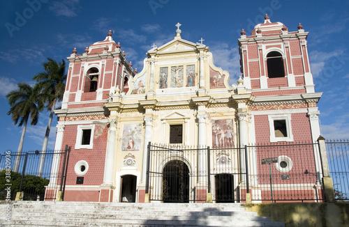 El Calvario Church Leon Nicaragua