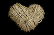rope heart