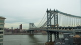 Brooklyn Bridge in New York City Time Lapse