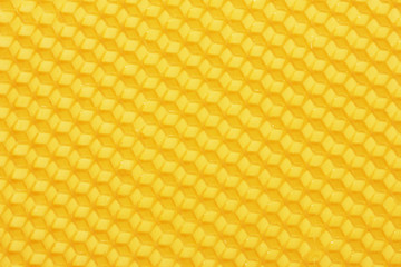 yellow beautiful honeycomb background.