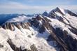 Mountain Cook Range Landscape