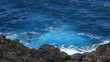 Rocky Coast and Tropical Waters
