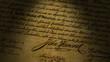 John Hancock, Declaration of Independence