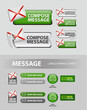 compose message button, compose message icons and buttons