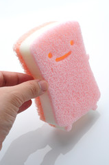kid-sponge-hand
