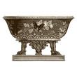 Corbeille en céramique de Sèvres