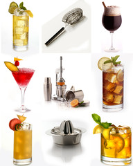 Colage bebidas