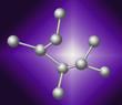 Molecular concept.