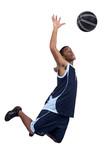 Fototapeta koszykówka - czarny - Mężczyzna