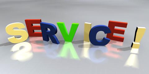 3D bunt - SERVICE