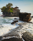 Temple in the sea( Pura tanah lot), Bali, Indonesia