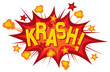 cartoon - krash (comic book element)