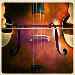 Hipsamatic double bass