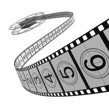 Reel Film - Filmstrip