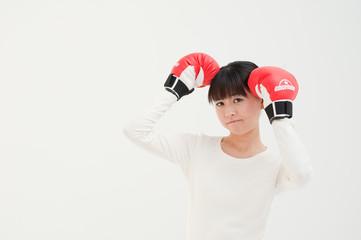 ボクシングと女性