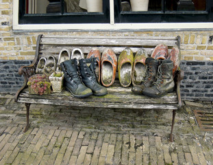 Old boots gallery