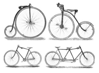 Bikes Vintage