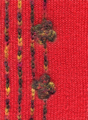 Red Mohair