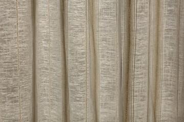 Fondo de cortina de hilo