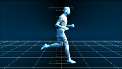 Running Man (Bionic Science Tech)