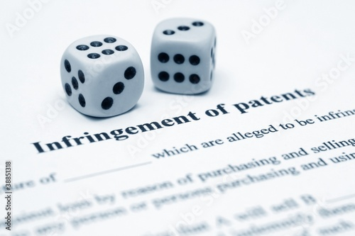 Infrigement of patents