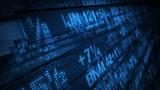 Stock Market Tickers Price Data Animation poster