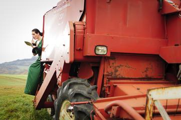 Traktoristin
