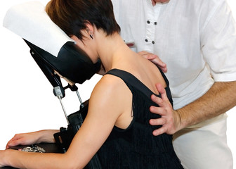 Massage Ostéopathie