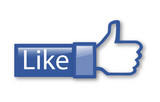 Thumb up like button 3