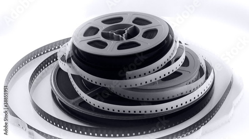 Old 8mm Films & Reels