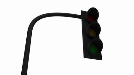 Traffic Signal Street Light