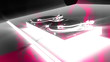 Turntable DJ Divas V1, HD 1080 Loop